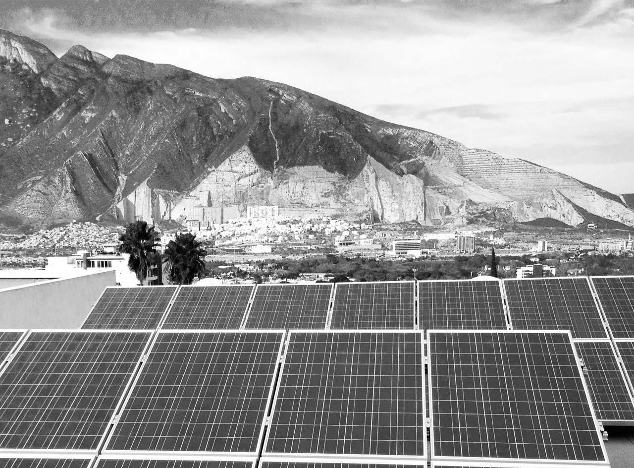 Energía solar Protecsil